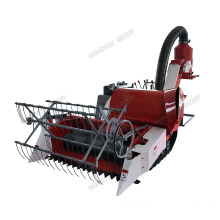 Small Farm Machine Mini Grain Harvester 4LZ-0.8