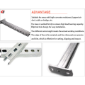 مثقب Unistrut C Channel Steel