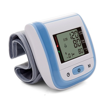 Automatic Wrist Blood Pressure Monitor  FDA CE