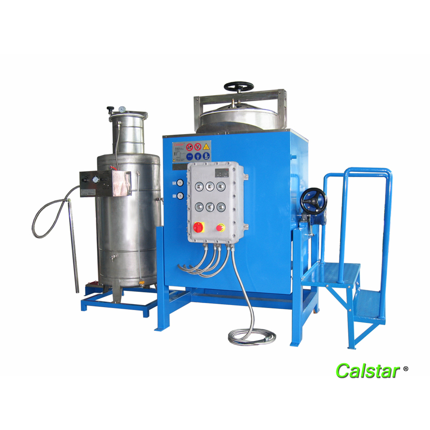 Cleaning Solvent Distillation Equipment
