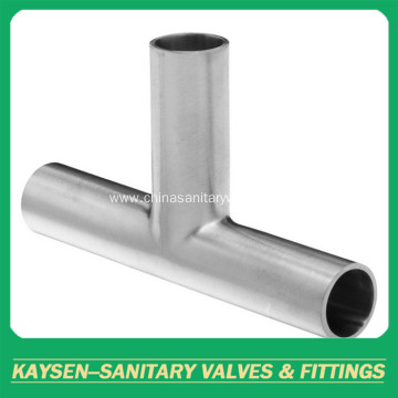 3A Sanitary Weld Tee Long Type SS316L