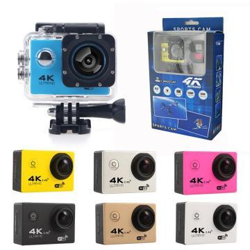 Outdoor Sport Action Mini Underwater Camera Waterproof Cam Screen Color Water Resistant Video Surveillance for Water Cameras