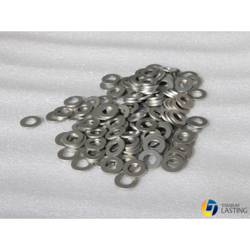 Titanium and Titanium alloy washer