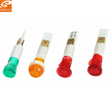 Neon Indicator Light D01 Signal Lamp