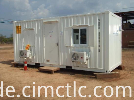 Prefab Modular Accommodation