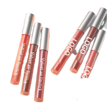 velvet soft matte lip gloss for make up