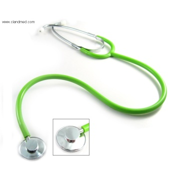 Pediatric type Single head stethoscope