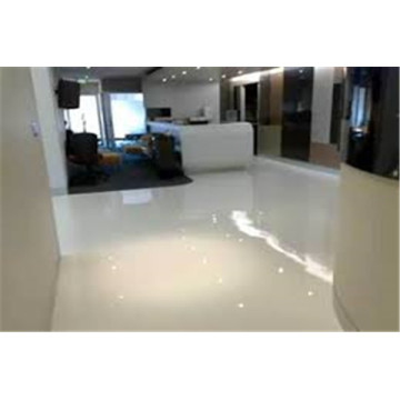 Household decorative epoxy floor