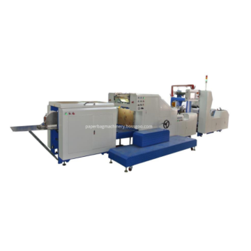 Complete Automatic Paper Bag Machine