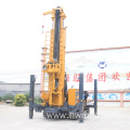 Crawler Pneumatic 500M Deep Water Well Drilling Rig