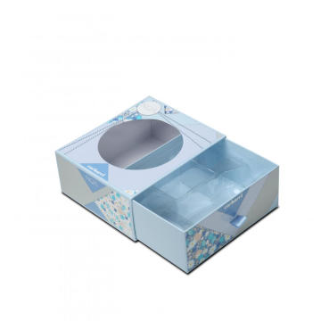 2018 New Design Recyclable Feature Drawer Style Box
