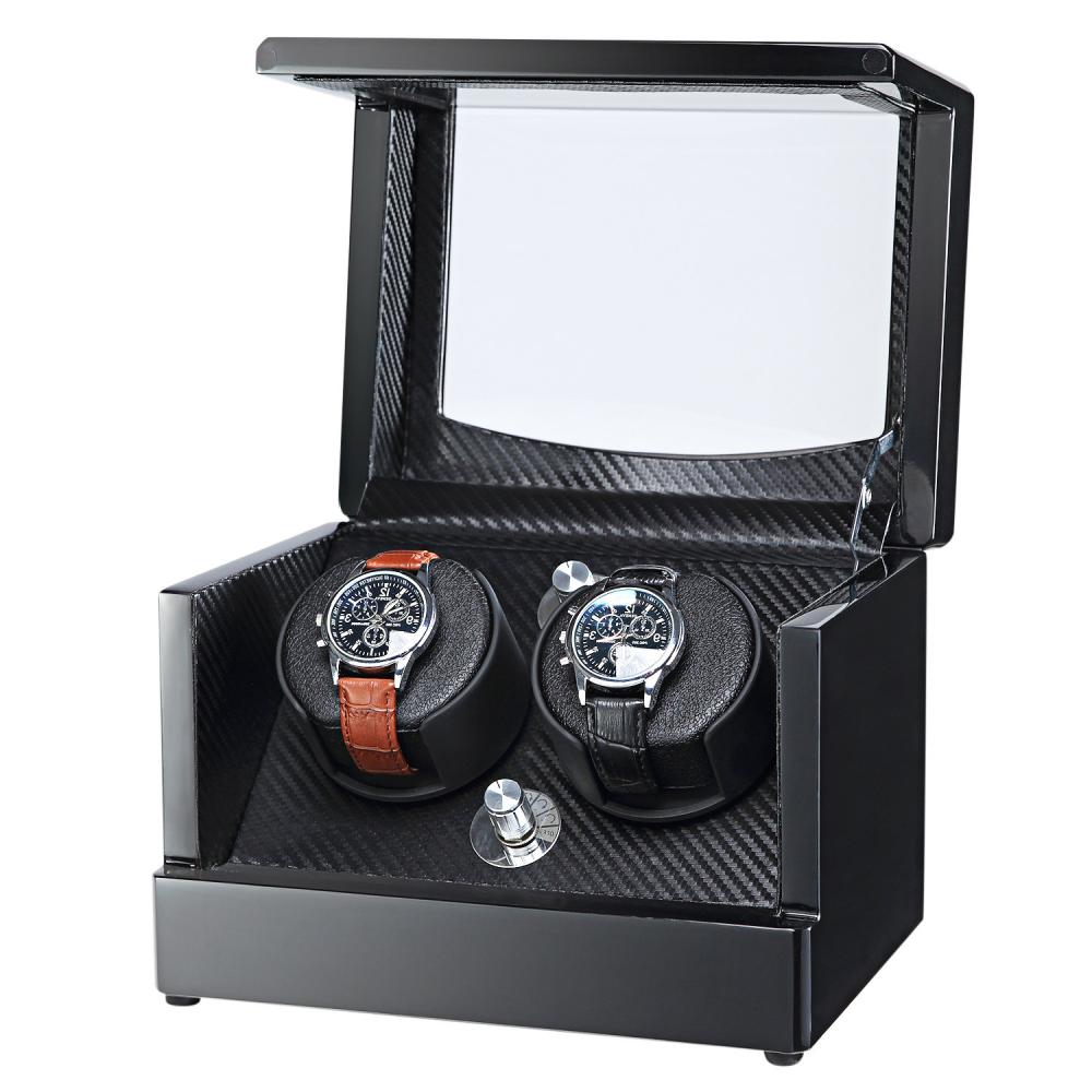 Double Rotors Watches Winding Display Box