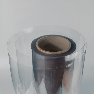 Transparent safety PS films sheets for packing