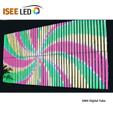 RGB LED Slim DMX Digital Tube Light