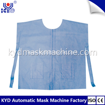 Fully Automatic Disposable Medical Gowns Making Machine