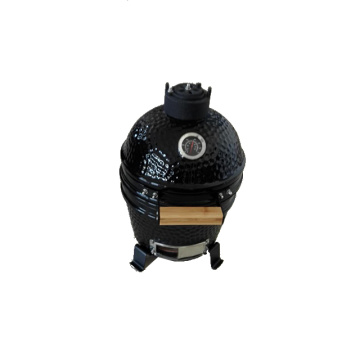 Big Joe Style  Charcoal Kamado Grill Ceramic BBQ
