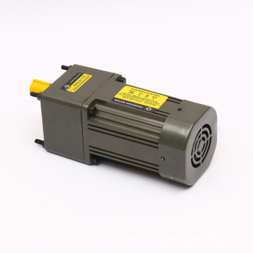 Low RPM Face Mask Machine Gear Motor