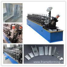 c u shape roll forming machine