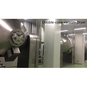 Customize Stainless Steel 316L Multifunctional Conical Dryer
