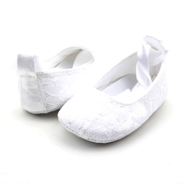 Anti-slip Flower Shoe Lace Soft Walker Dress Shoes