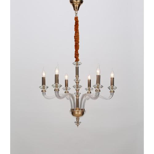 Modern Elegant Indoor Design Decoration Glass Chandelier
