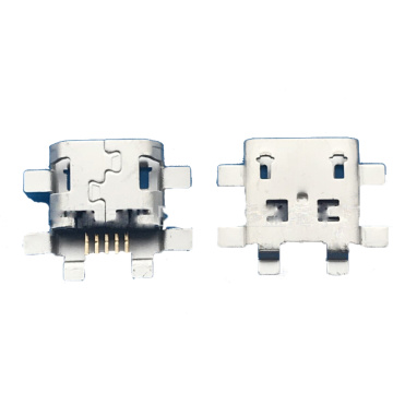 MICRO USB B Type Receptacle Connector