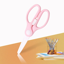 Baby Ceramic Scissors with lid