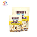 Custom Printed Cookies Stand Up Pouch With Zipper