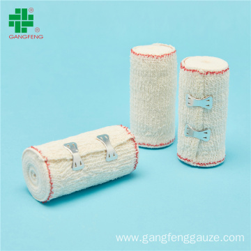 Crepe Bandages Blend of Spandex and Cotton/Polyester