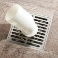 HIDEEP Square Polished Washing Machine Floor Drain
