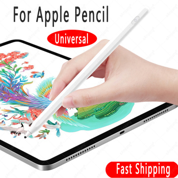 For Touch Stylus Pen Pencil for Samsung Tab A 10.1 10.5 2018 2019 A7 10.4 2020 S5e S6 Lite S7 11 S7+ Plus 12.4 Pencil