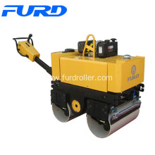 Small Vibratory Double Drum Vibratory Road Roller