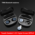 Tws 4 Bluetooth True Earphones with Speaker Price Truly Wireless 5.0 Earbuds