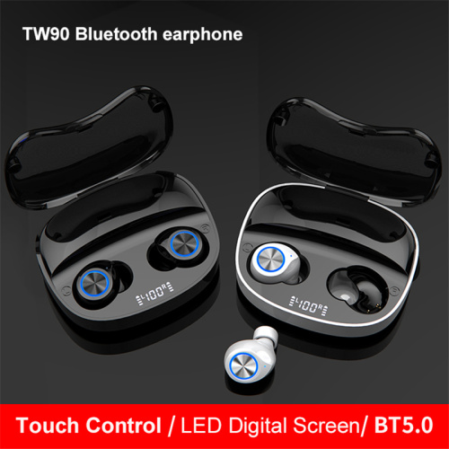 Led Power Display Wireless Headphone Latest L12 Bluetooth Kids Earbud Case Jbl Tws4 Lighting Connector Earphone Earbuds Wired Headphon