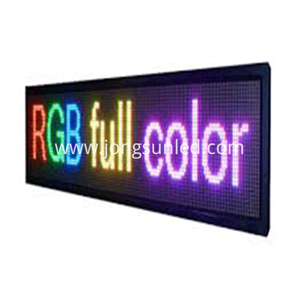 Led Message Display 16