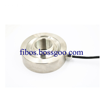 Plate ring load cell sensor