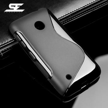 Deyonte Mobile Phone Cases For Nokia Lumia 530 N530 630 DS Dual SIM RM-978 N630 535 N535 435 N435 550 N550 Cover Silicon Bag