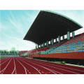 Anti-yellowing High-Quality 7:1 Pavement Materials Courts Sports Surface Flooring Athletic Running Track