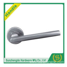 SZD STLH-010 Stainless steel tubular door handle locks for metal and wood doors