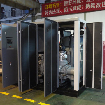 132kw energy saving low pressor air compressor