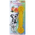 "Percell 7.5"" Nylon Dog Chew Bone Mango Scent"