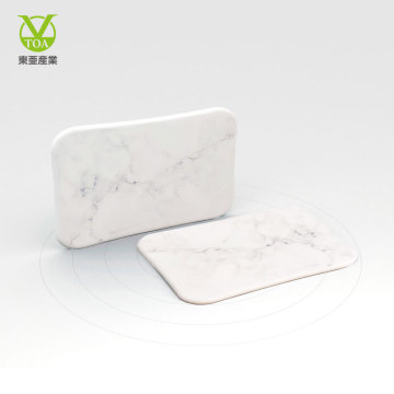 Custom Size Waterproof Super Absorbent Diatomite Bath Mat