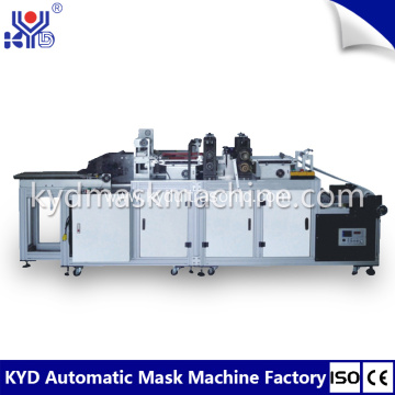Fashionable Designed Half Round Cotton Pad Making Machine