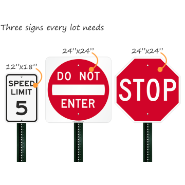 Custom Street Signs Road Safety Sign