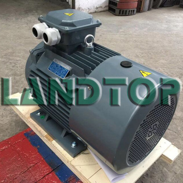 15KW Y2 Three Phase Industrial Fan Electric Motor