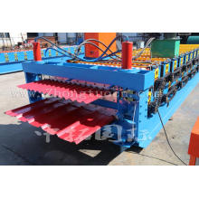 panel double layer machine for roofing sheet metal machine