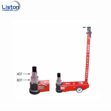 80/40Ton Double Node Hydraulic Jack for Car