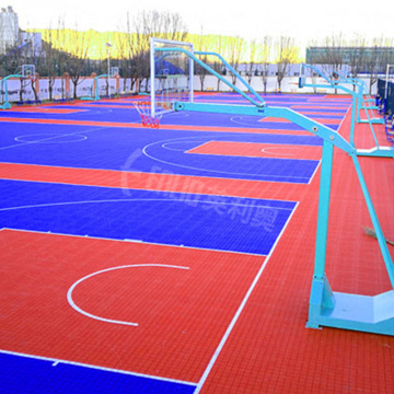 outdoor basketball court flooring court tiles