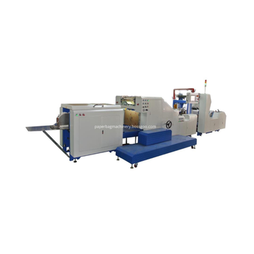 High speed Semi Auto Paper Bag Machine