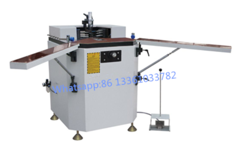 Corner Combining  Machine for Aluminum  Window